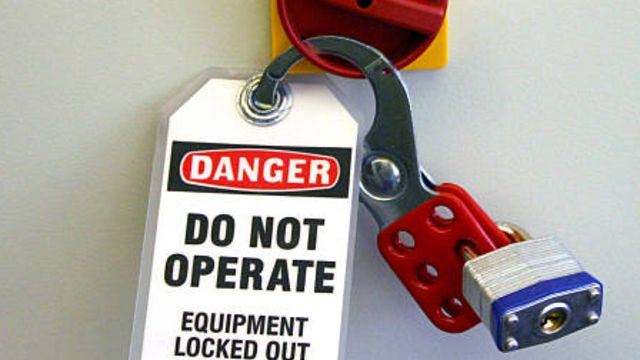 Lockout/Tagout (LOTO) Procedures for Electrical Equipment