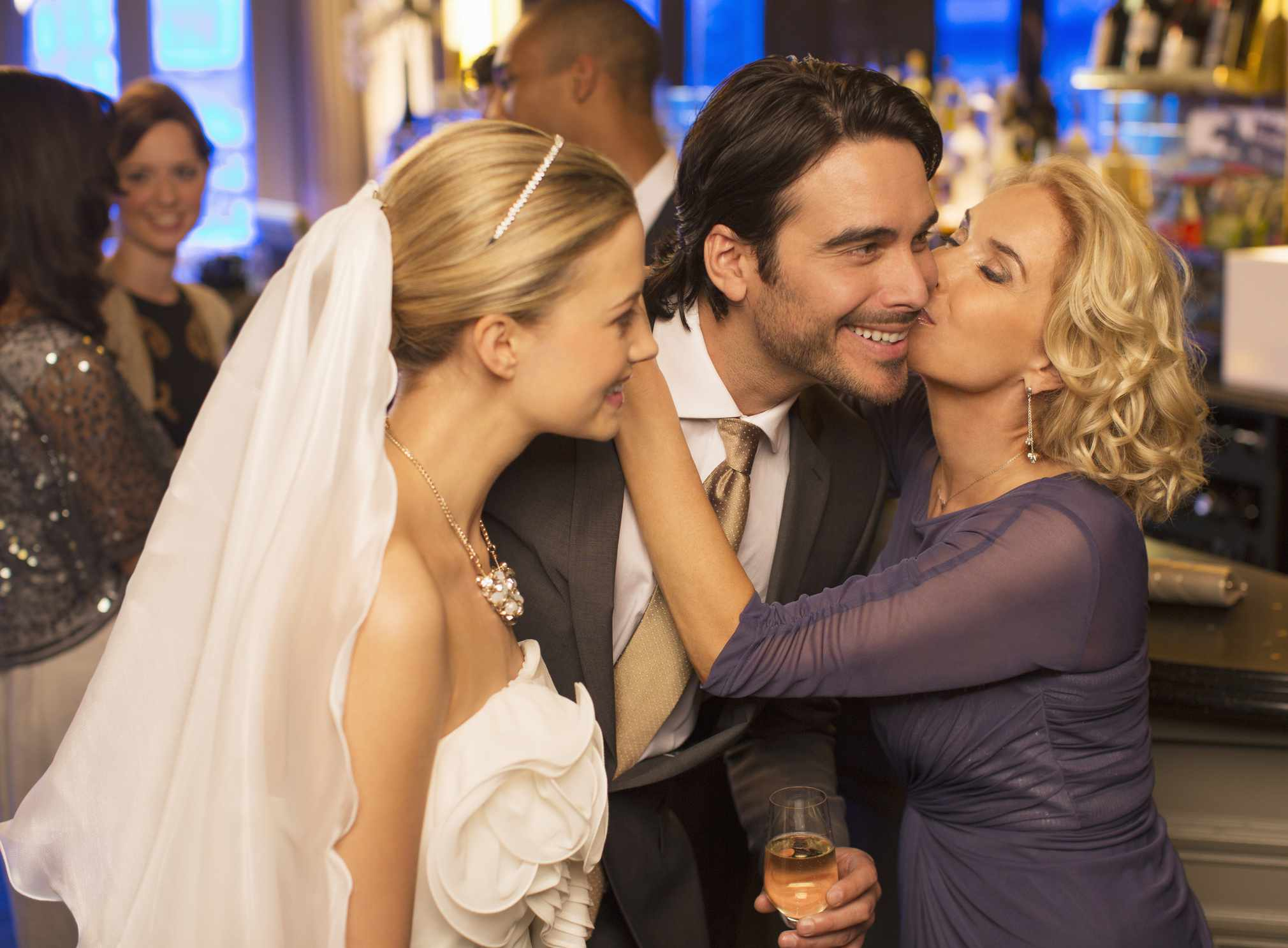 5 Great Mother Son Wedding Reception Dance Songs