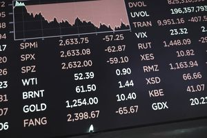 Shares lIsted on stock exchange