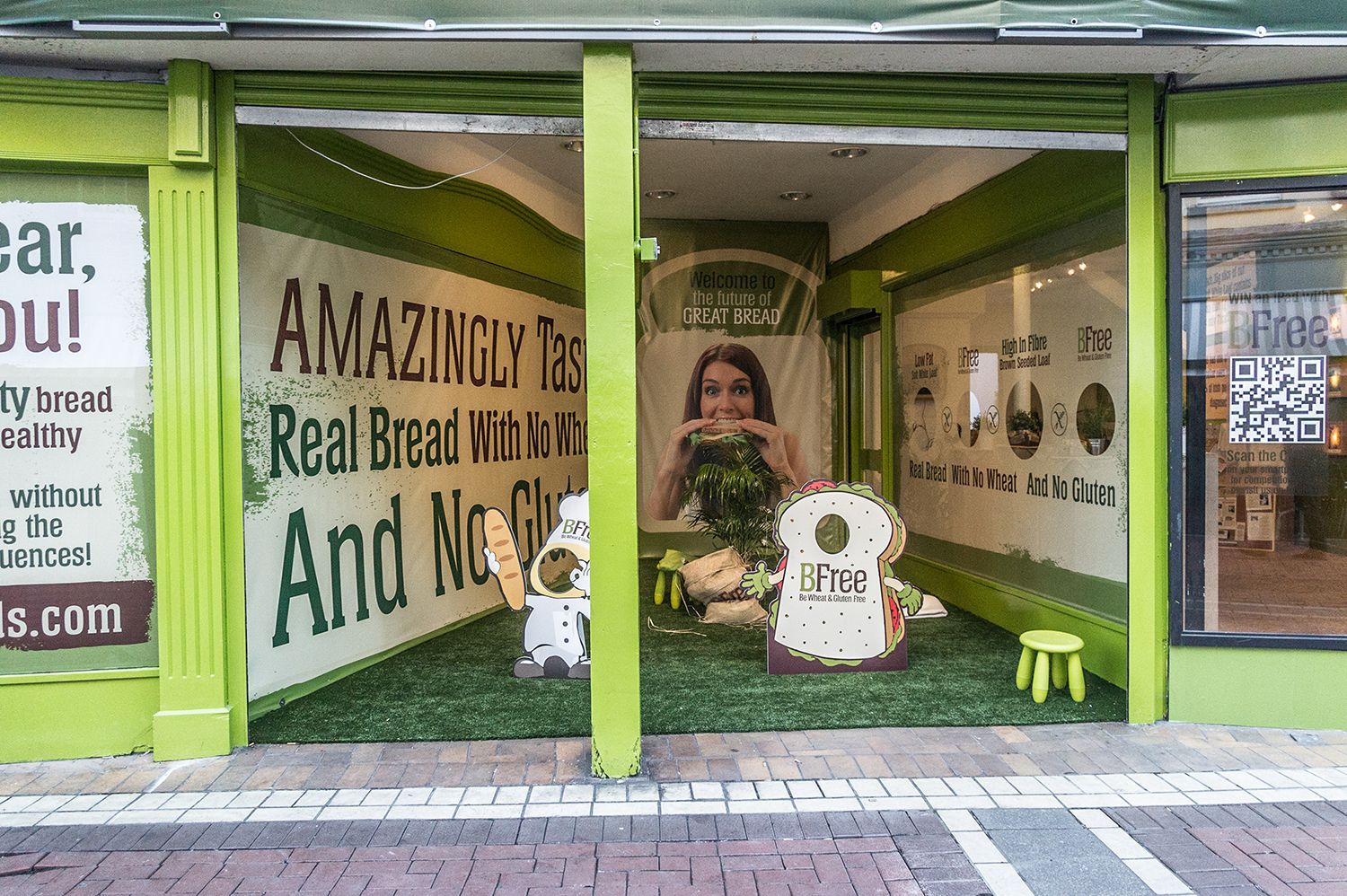 Pop Up Shops Are A Solution To Empty Retail Space