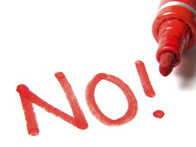 Saying No to Business Loans