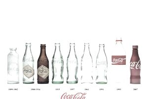 coke bottle chronology