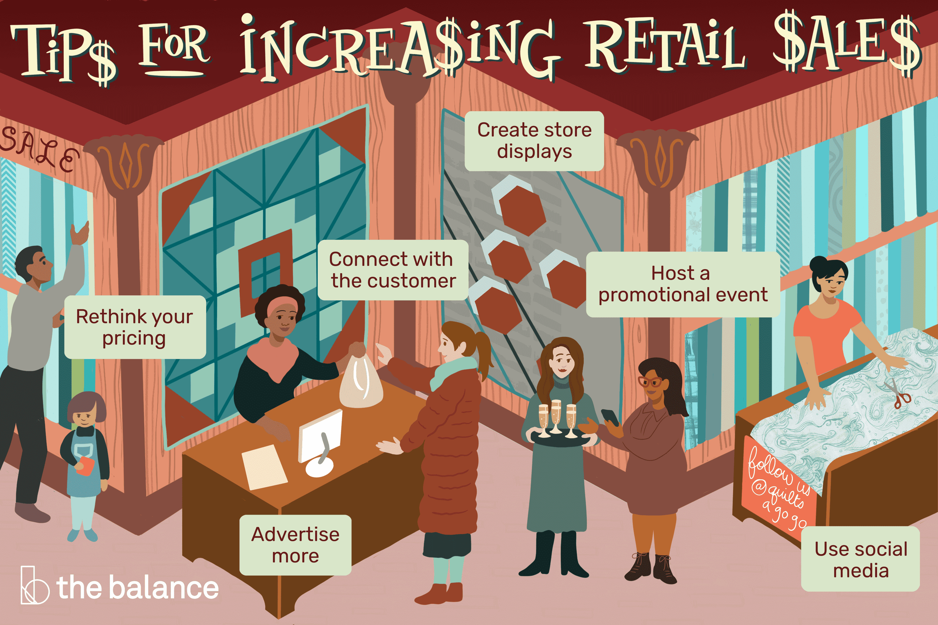 10 Tips To Improve Retail S When