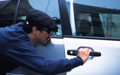 Thefts of Autos With Keys are Rising