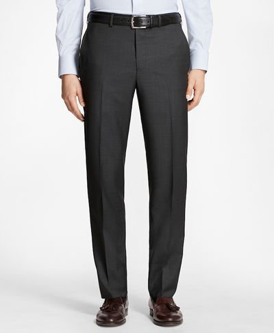 f9b0bf60c46 Best Overall  Brooks Brothers Regent Trousers