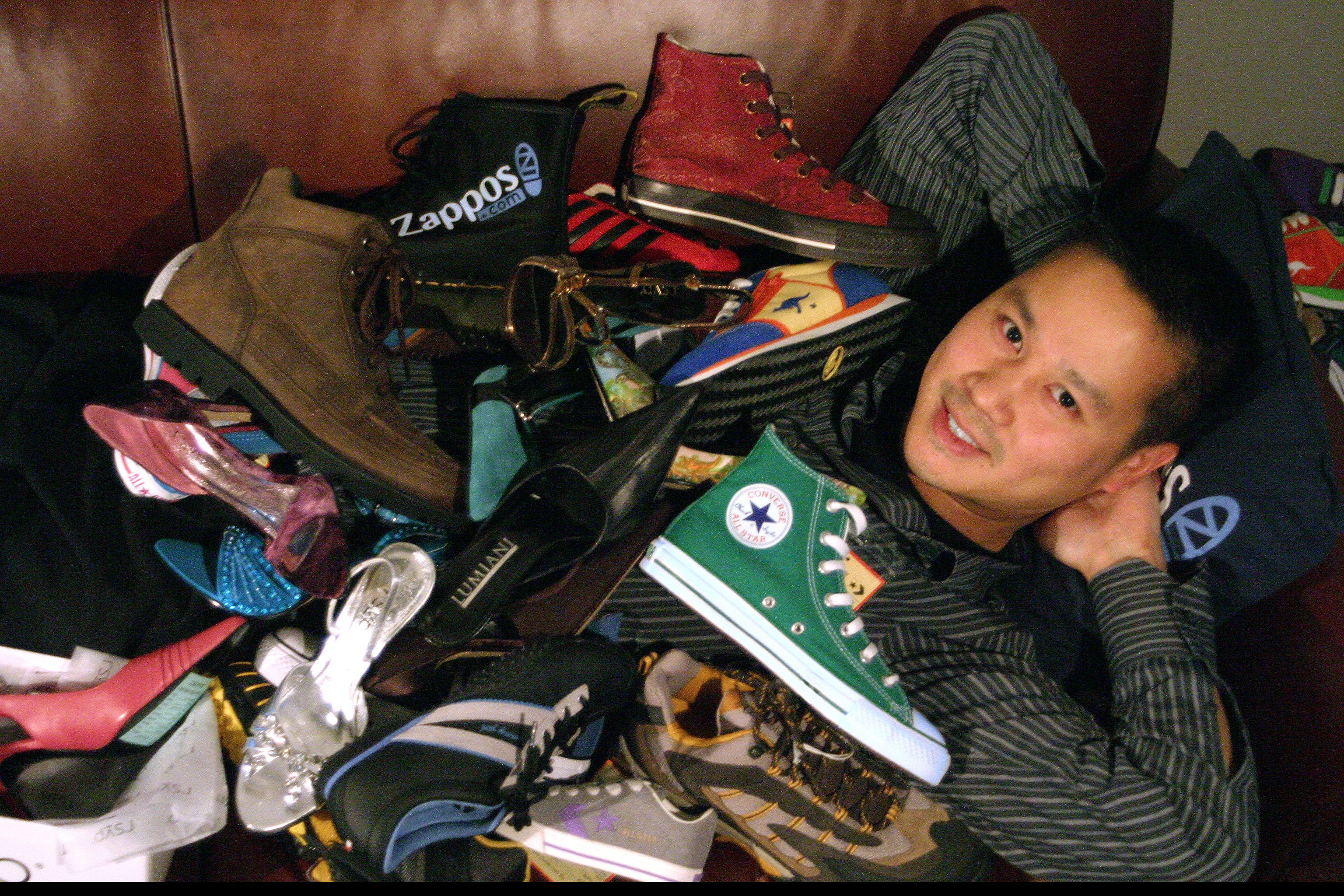 Zappos CEO Tony Hsieh on Passion and Philosophy